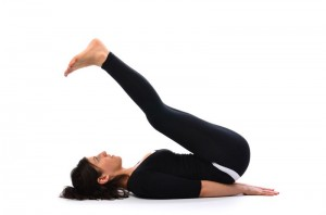 Halasana (Plough pose)
