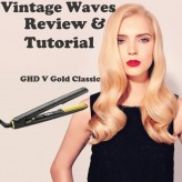 Vintage Waves GHD V Gold Classic